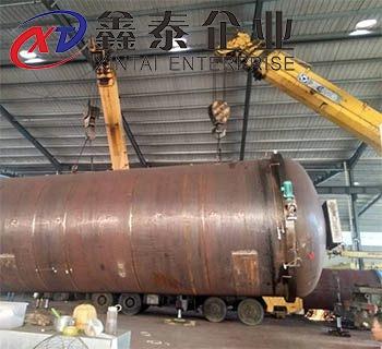 大型蒸压釜设备